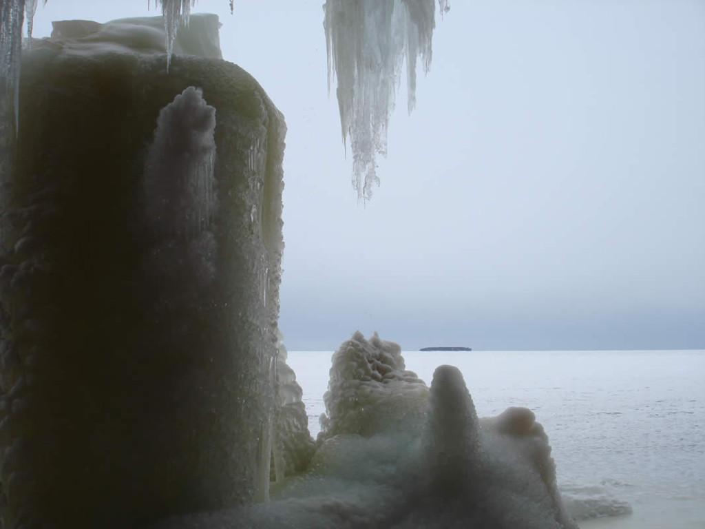 Apostle Island Ice Caves