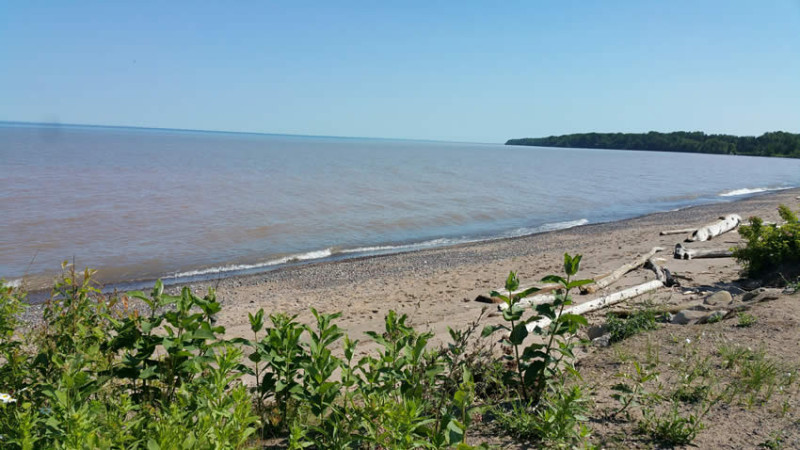 Herbster-beach-on-lake-superior