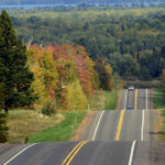 Bayfield County-hwy 13-hills-National Scenic Byway